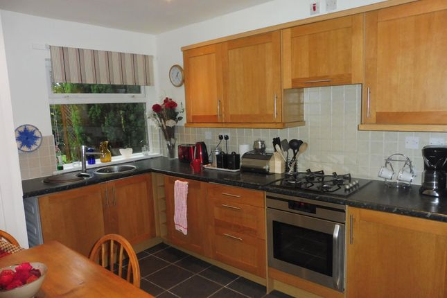 Thumbnail Maisonette to rent in Quarry Crescent, Fairwater, Cardiff