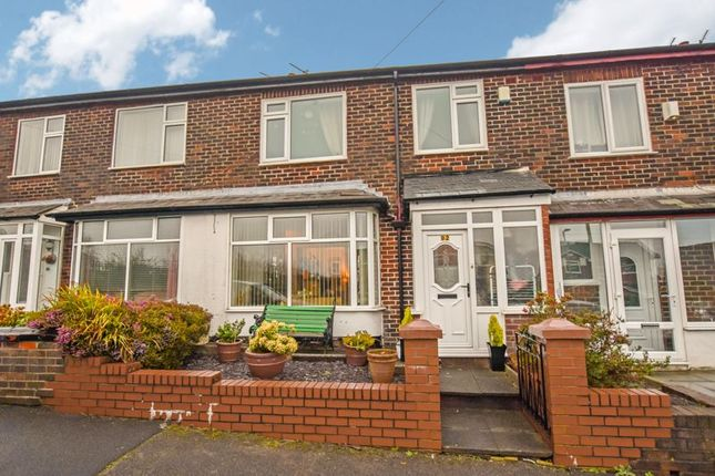 Thumbnail Terraced house for sale in Castle Hill Road, Bury