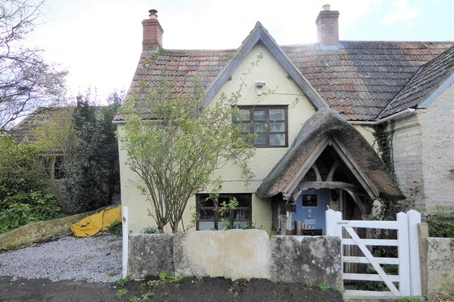 Thumbnail Cottage for sale in George Street, Charlton Adam Nr Somerton