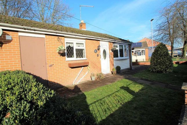 Thumbnail Bungalow for sale in Boothen Green, Stoke-On-Trent
