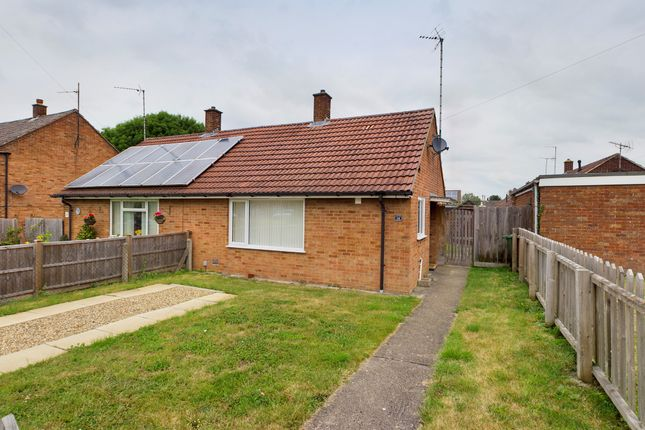 Thumbnail Semi-detached bungalow for sale in St. Vigors Road, Fulbourn, Cambridge