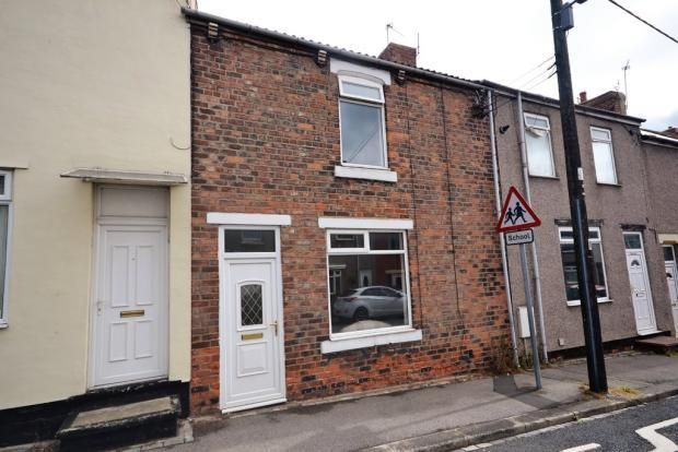 Thumbnail Terraced house to rent in Station Road East, Trimdon Colliery, Trimdon Station