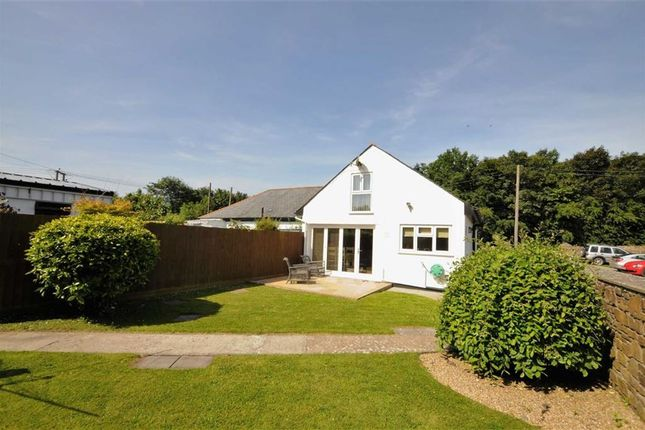 Thumbnail Semi-detached bungalow for sale in Marhamchurch, Bude, Cornwall