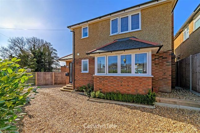 3 bed detached house for sale in Cottonmill Crescent, St. Albans, Hertfordshire AL1
