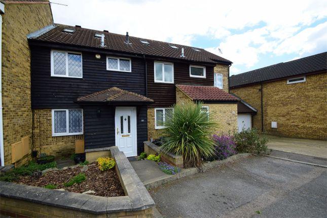 Thumbnail Terraced house for sale in Lime Close, Poplars, Stevenage, Hertfordshire