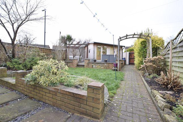 Rear Garden of Brookfield Walk, Oldland Common, Bristol BS30