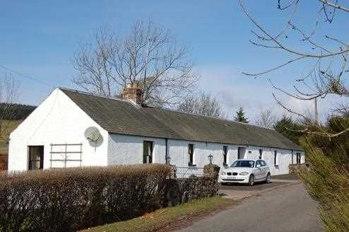 Thumbnail Detached house to rent in The Beeches, Mains Of Condie, Forgendenny