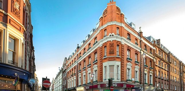 Thumbnail Flat for sale in 59-63 Rupert Street, Soho