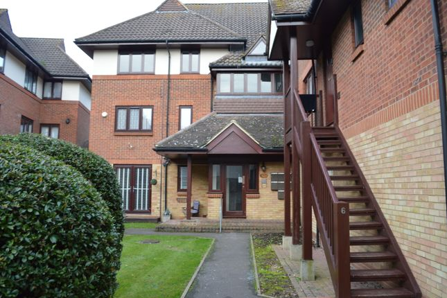 Thumbnail Flat to rent in Starholme Court, Ware