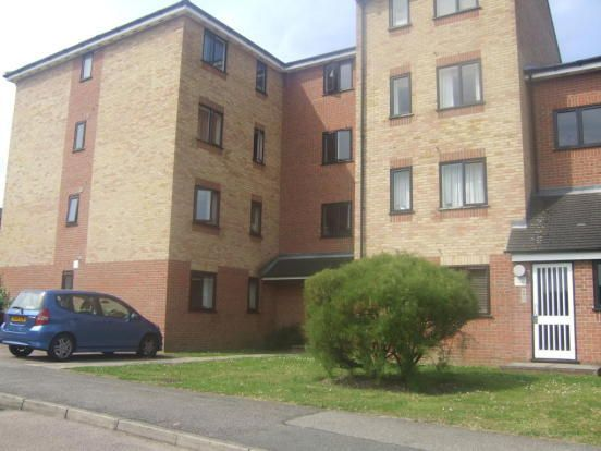 Thumbnail Flat to rent in Prestatyn Close, Stevenage, Hertfordshire