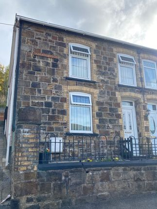 3 bed terraced house to rent in Oakfield Terrace, Ebbw Vale NP23