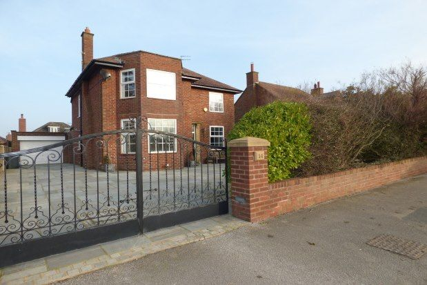 Thumbnail Detached house to rent in West Way, Fleetwood