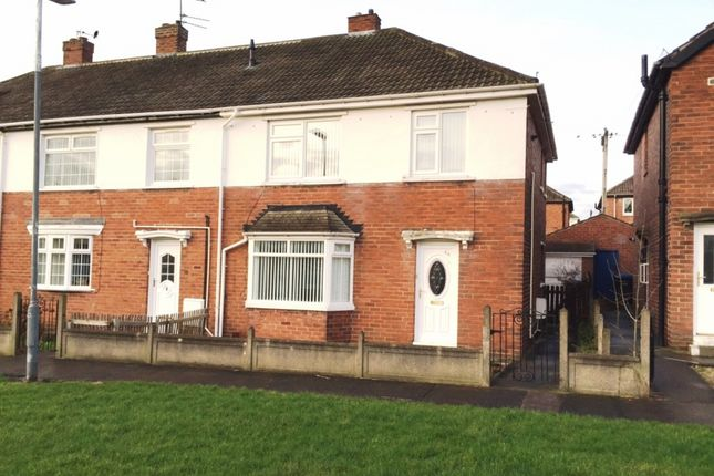 Thumbnail Terraced house to rent in Chiltern Avenue, Chester Le Street