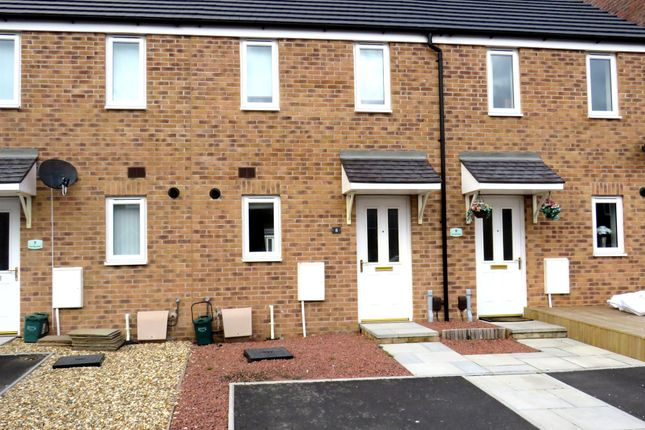 Thumbnail Terraced house for sale in Clos Maes Dyfan, Barry