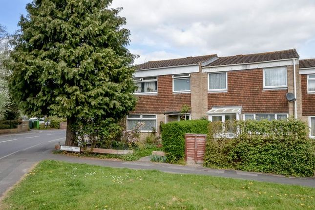 Thumbnail End terrace house for sale in Deerhurst Way, Toothill, Swindon