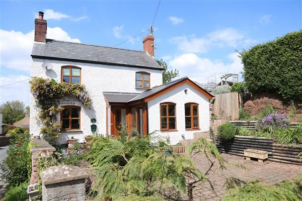 Thumbnail Cottage for sale in Bridstow, Rock Cottage, Ross-On-Wye