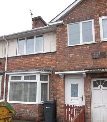 Thumbnail Terraced house to rent in Finchley Road, Kingstanding