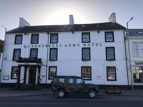 Thumbnail Hotel/guest house for sale in Annan, Dumfries & Galloway