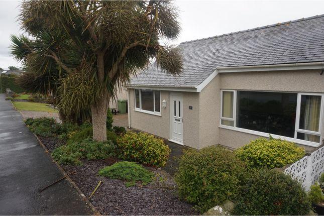 Thumbnail Semi-detached bungalow for sale in Bro Enddwyn, Dyffryn Ardudwy