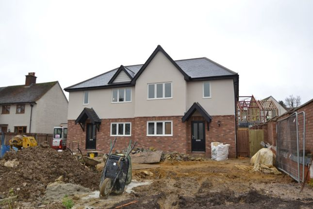 Thumbnail Semi-detached house for sale in High Street, Barley