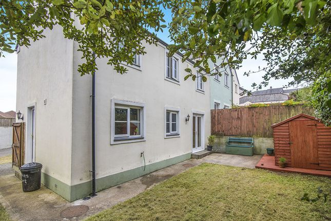 Thumbnail Semi-detached house to rent in Dukes Court, Roche, St. Austell