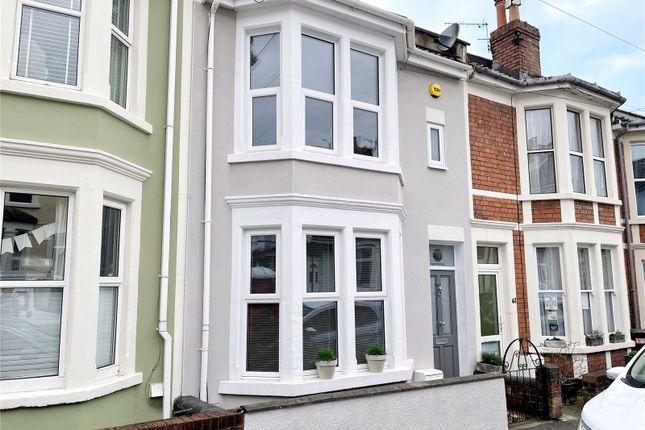 Thumbnail Terraced house for sale in Friezewood Road, Ashton, Bristol