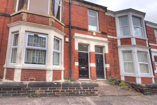 Thumbnail Flat for sale in Shortridge Terrace, Jesmond, Newcastle Upon Tyne