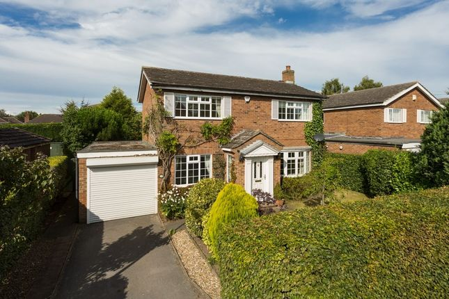 Thumbnail Detached house for sale in Strensall Road, Earswick, York