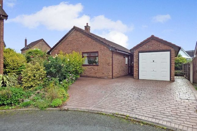 Thumbnail Detached bungalow for sale in Penlington Court, Nantwich