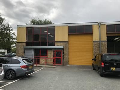 Thumbnail Light industrial to let in Edison Road, Enfield, Greater London