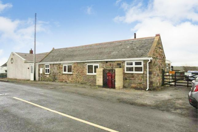 Thumbnail Detached bungalow for sale in Waskerley, Waskerley, Consett, Durham