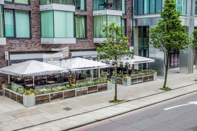 Thumbnail Flat for sale in Cashmere House, Goodman Fields, Aldgate East