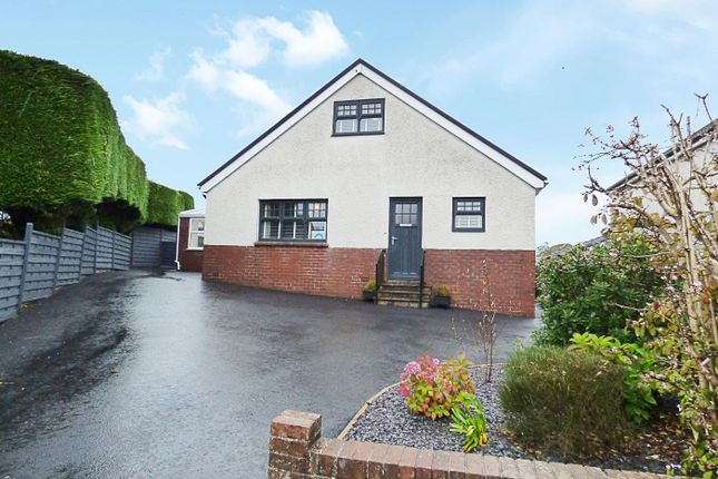Thumbnail Detached bungalow for sale in Hawcoat Lane, Barrow-In-Furness
