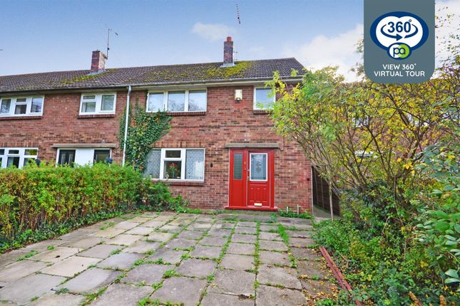 Thumbnail End terrace house for sale in Rugby Road, Brandon, Coventry