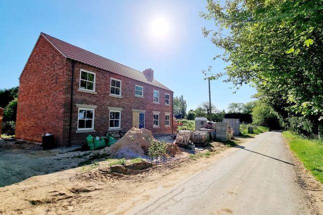 Thumbnail Detached house for sale in Sand Pit Lane, Alkborough, Scunthorpe