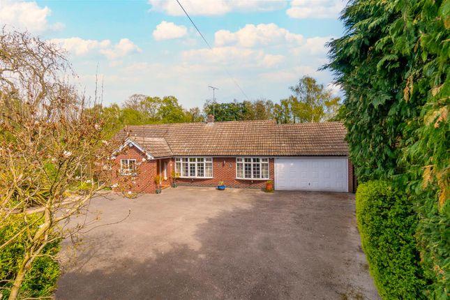 Thumbnail Detached bungalow for sale in North Road, Ruddington, Nottingham