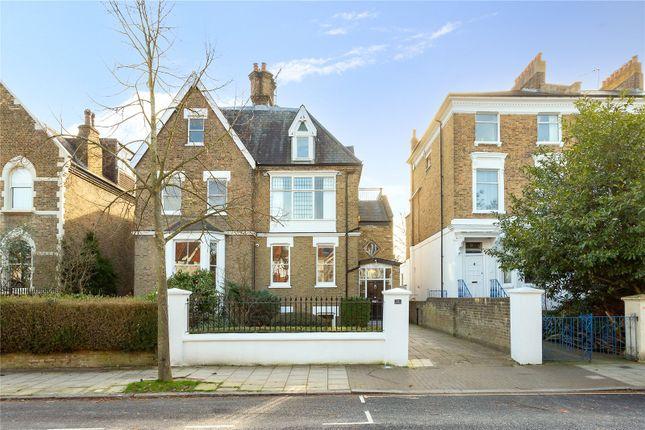 Thumbnail Semi-detached house for sale in Grove Park Terrace, London