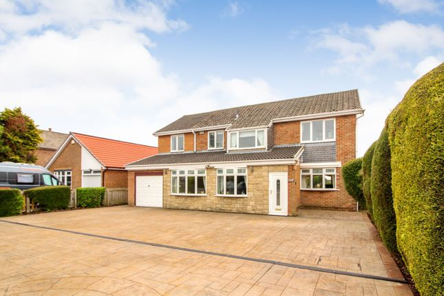 Thumbnail Detached house for sale in Junction Road, Norton, Stockton-On-Tees