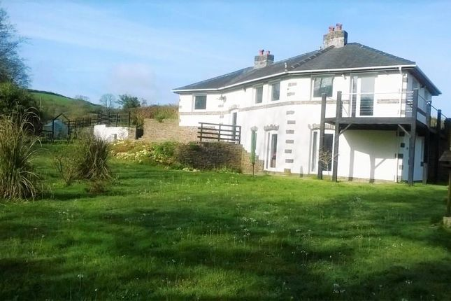 Thumbnail Detached house for sale in Derwydd Road, Llandybie, Ammanford