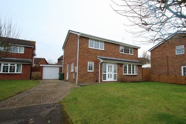 Thumbnail Property to rent in Beaufort Crescent, Stoke Gifford