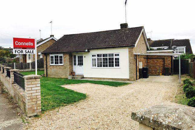 Thumbnail Detached bungalow for sale in Hereward Way, Wethersfield, Braintree