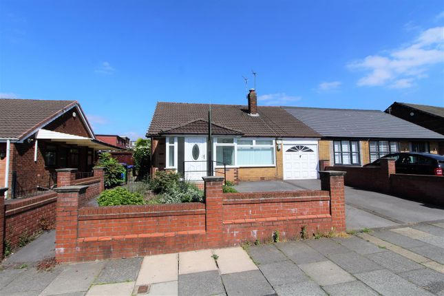 Thumbnail Semi-detached bungalow to rent in Mount Road, Middleton, Manchester