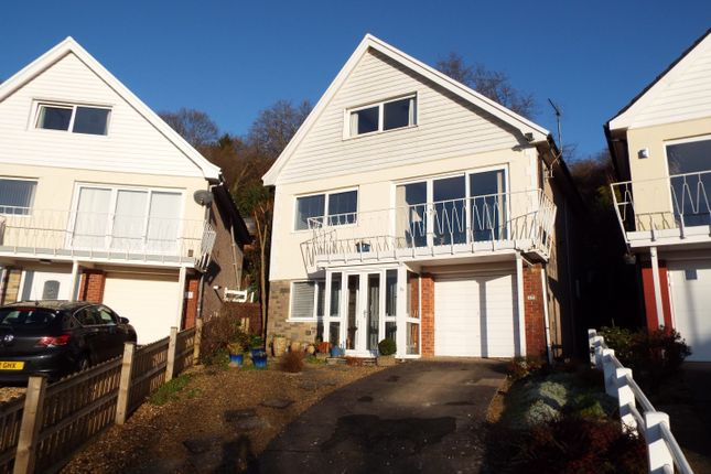 4 bed detached house for sale in 53 Notts Gardens, Uplands, Swansea SA2