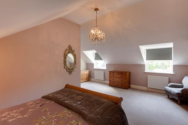 Master Bedroom of Henrys Orchard, Church Street, Eckington, Sheffield S21