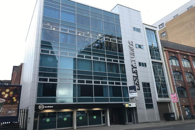 Thumbnail Office to let in Ground Floor, Lesley Studios, 32-36 May Street, Belfast, County Antrim