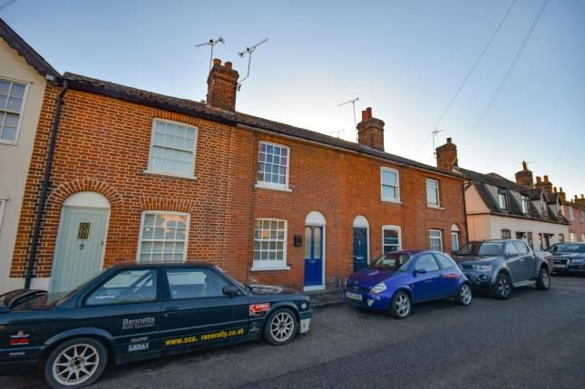 Thumbnail Terraced house for sale in Southminster, Essex, Uk