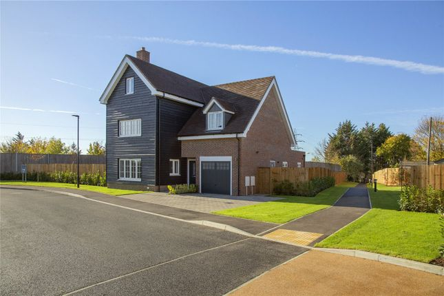 Thumbnail Detached house for sale in The Palomino At The Ridings, Aldenham, Watford, Hertfordshire