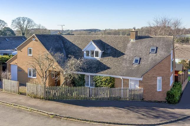 5 bed detached house for sale in Metcalf Close, Drayton, Banbury