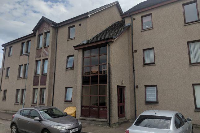 Thumbnail Flat for sale in Kingsmills Court, Elgin
