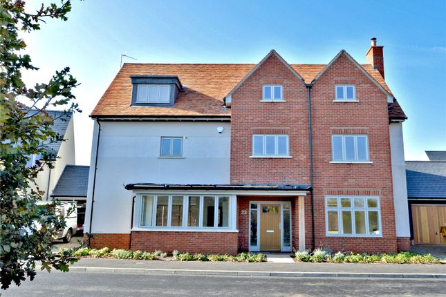 Thumbnail Detached house for sale in Gillon Way, Radwinter, Nr Saffron Walden, Essex